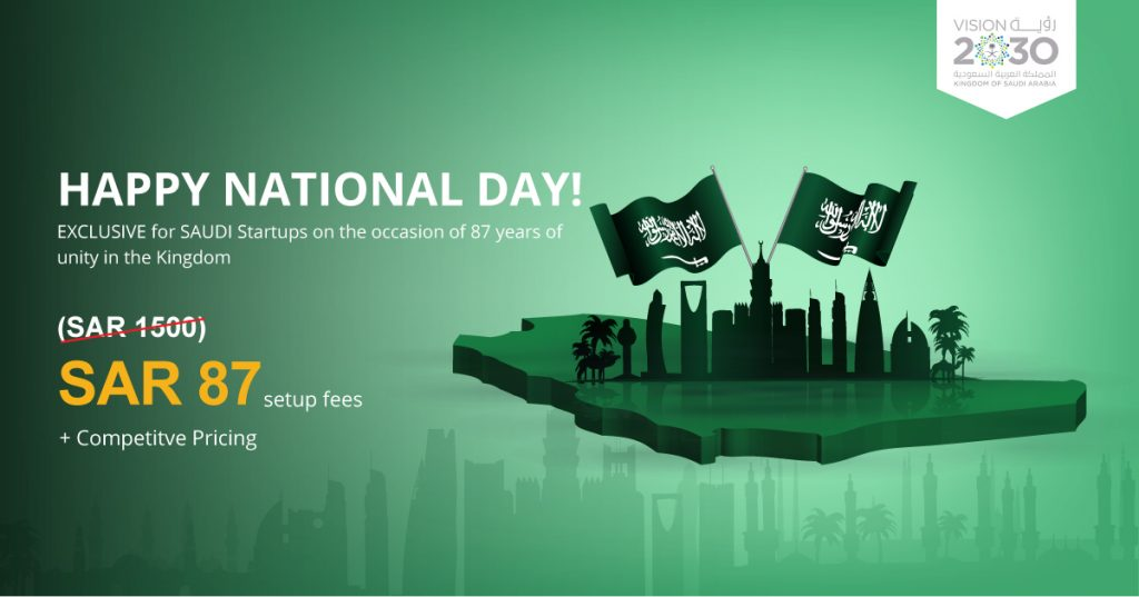Our exclusive Saudi National Day offer is here!