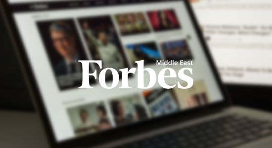 #1 on Forbes Middle East Fintech 20 (2019)