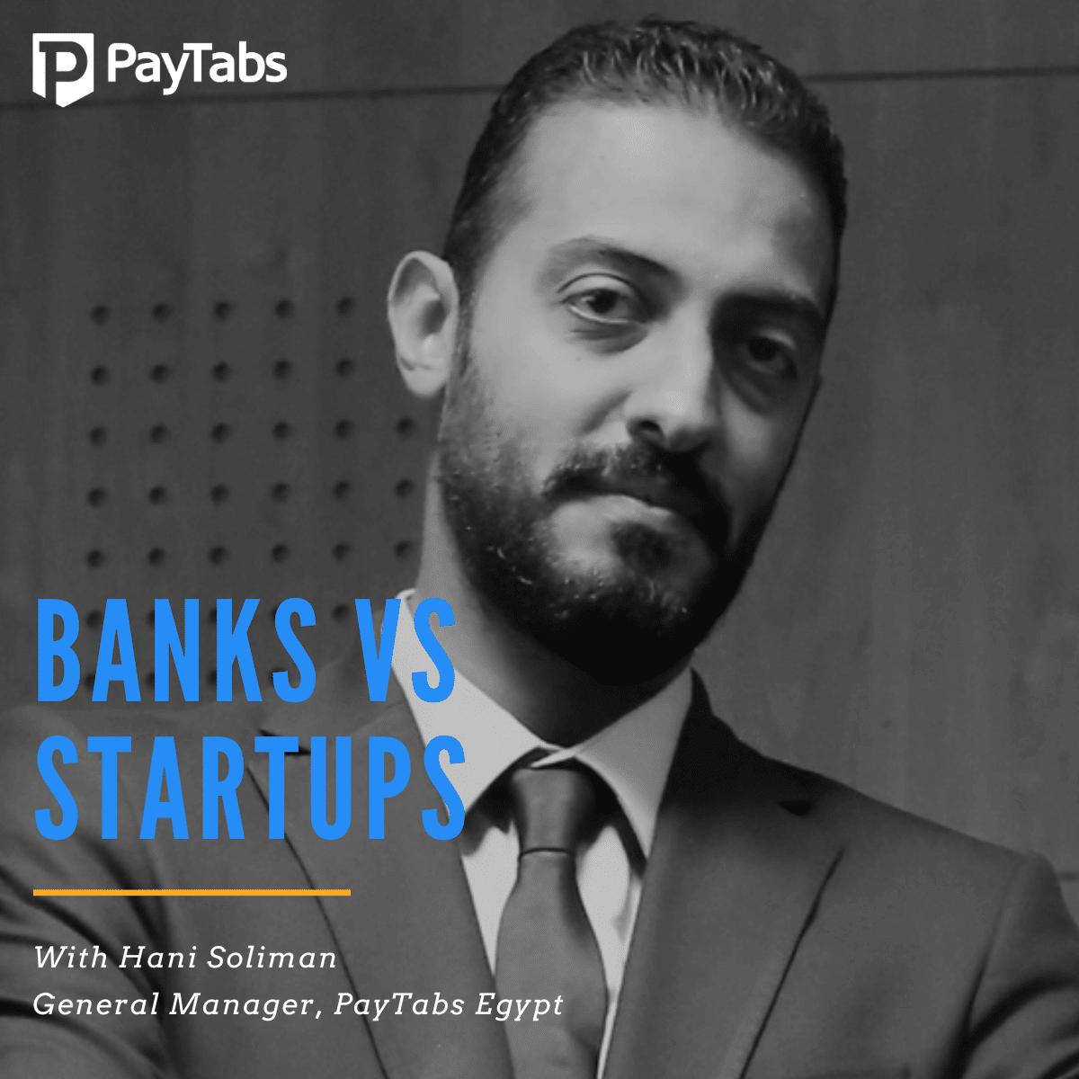 Webinar: Banks Vs. Startups