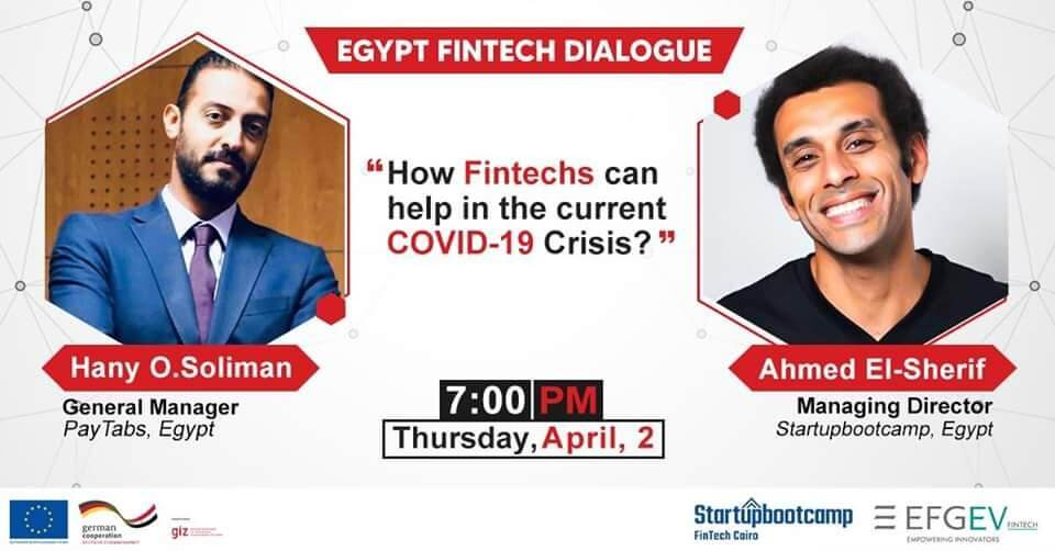Webinar: How Fintechs can help in the current COVID-19 Crisis?
