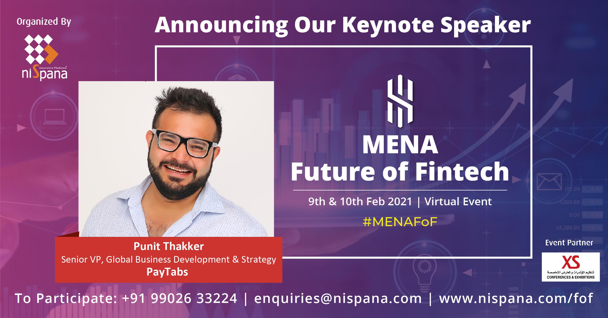 MENA Future of Fintech