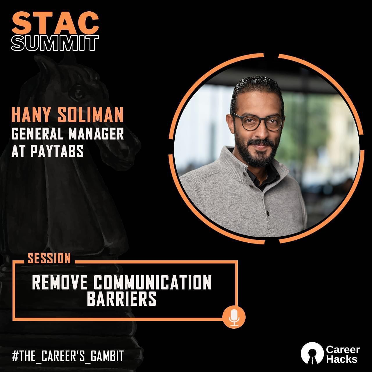 STAC Summit – Remove Communication Barriers