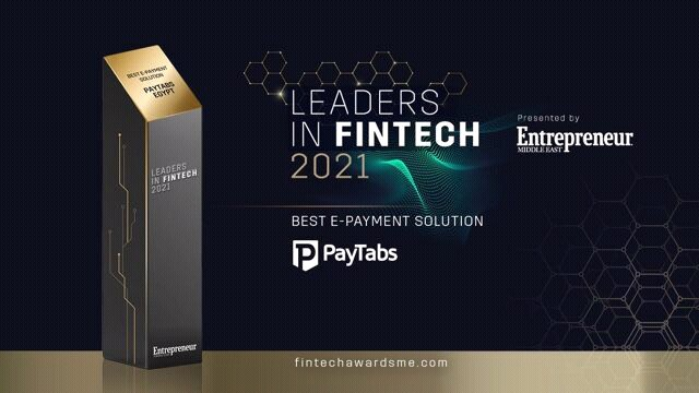 Leaders in Fintech 2021: Best E-Payment Solution – PayTabs Egypt