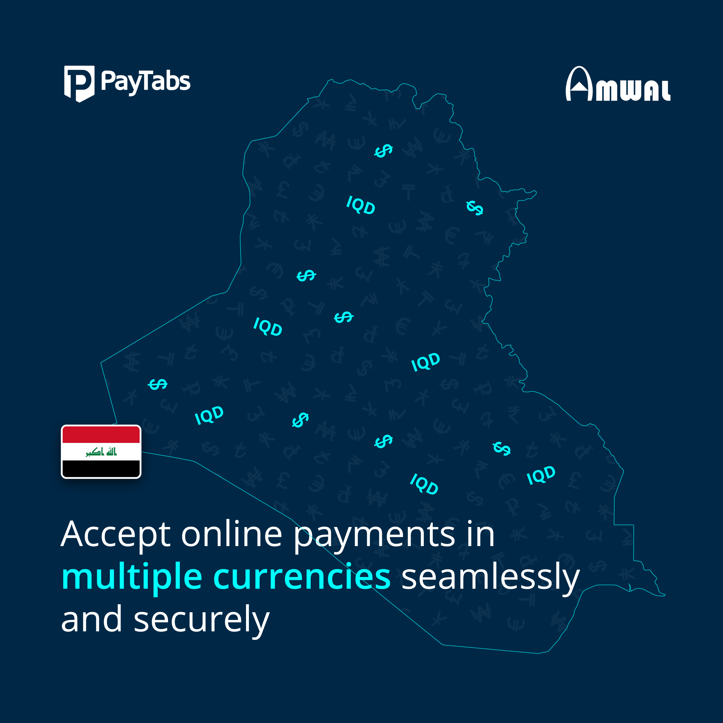 PayTabs Partners with a Local Payment Solutions Provider in Iraq to Drive Digital Payment Growth in the Country